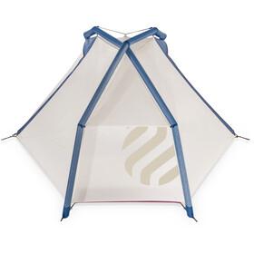 Heimplanet Fistral teltta, insignia blue/seedpearl sand/dark purple